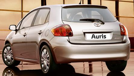Toyota Auris molto simile alla Nuova Clio