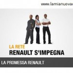 Le promesse di Renault ai suoi clienti