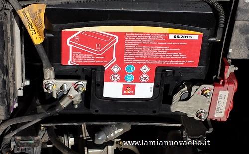 batteria renault clio Motrio