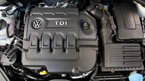 motore TDI VW