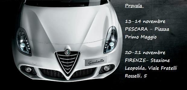 Giulietta Alfa Romeo