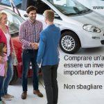 comprare auto usate