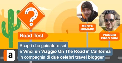 concorso RoadTest - Che Guidatore Sei