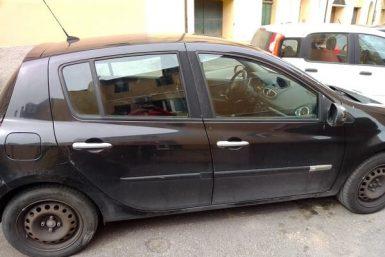 Renault Clio venduta